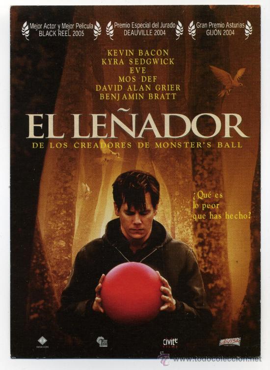 """LA PELÍCULA """"EL LEÑADOR"""" (2004), ALGUNAS REFLEXIONES SOBRE PEDOFILIA, PEDERASTIA Y SOCIEDAD."""