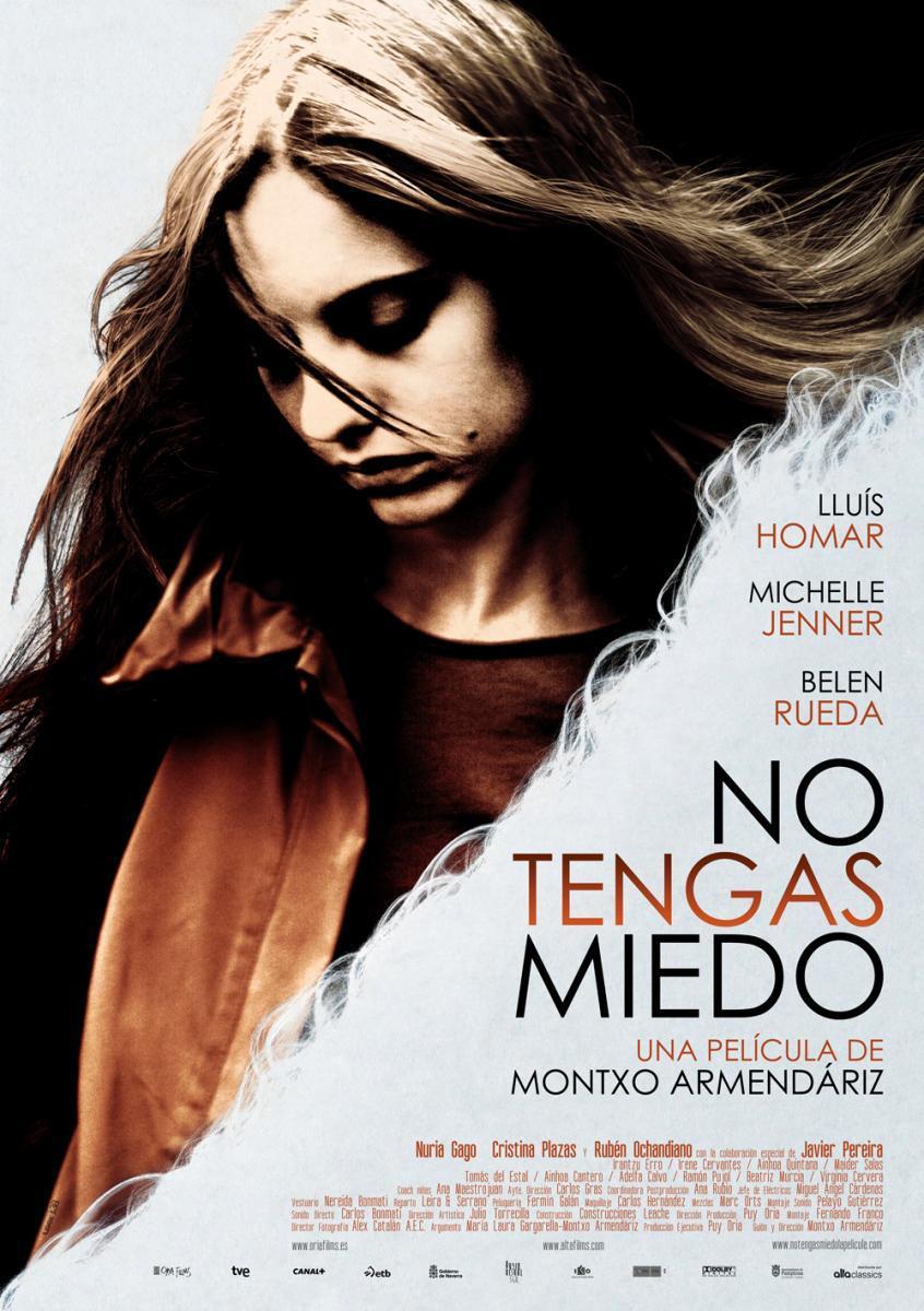 """LA PELÍCULA """"NO TENGAS MIEDO"""", ALGUNAS REFLEXIONES SOBRE EL INCESTO"""